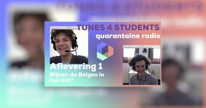Quarantaine radio – de opstart #1