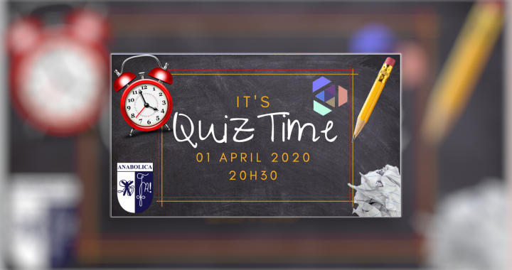 It's Quiztime – ANABOLICA SPECIAL