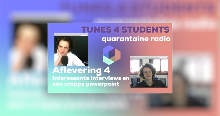Quarantaine Radio – Waarom je in UW KOT MOET BLIJVEN #4