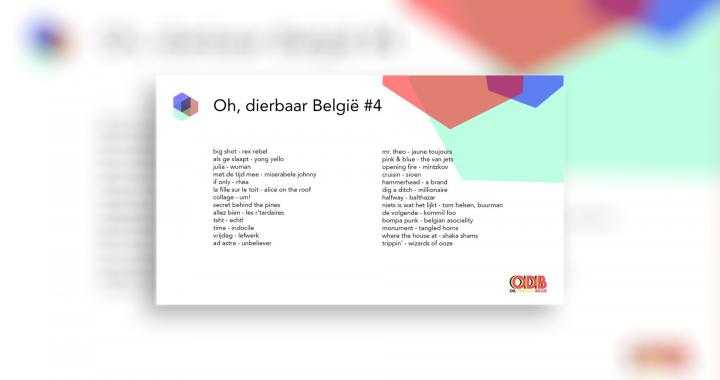 Oh, dierbaar België – Uitzending #4