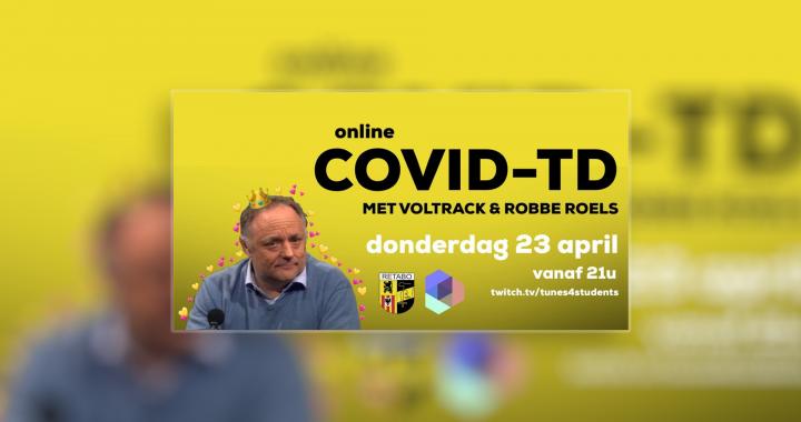 DE COVID-TD – De volledige uitzending