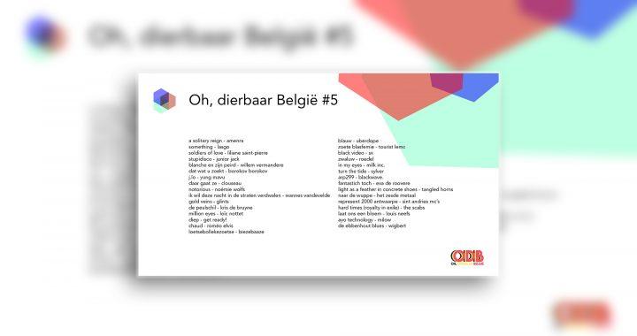 Oh, dierbaar België – Uitzending #5