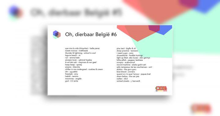 Oh, dierbaar België Uitzending #6