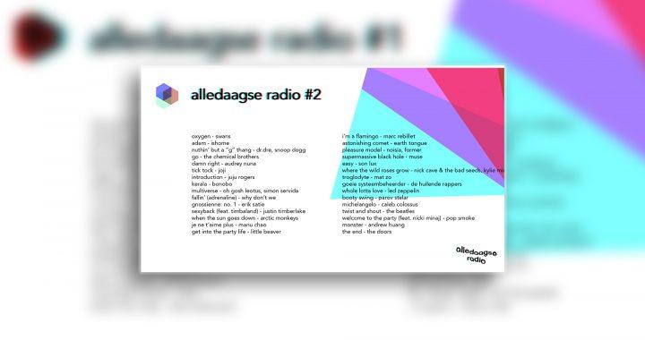 alledaagse radio – uitzending #2