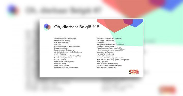 Oh, dierbaar België – Uitzending #15